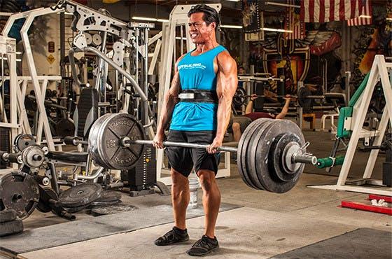 cintura powerlifting