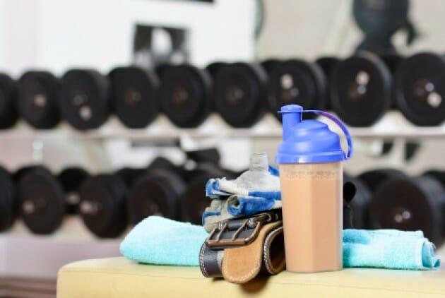 proteine workout