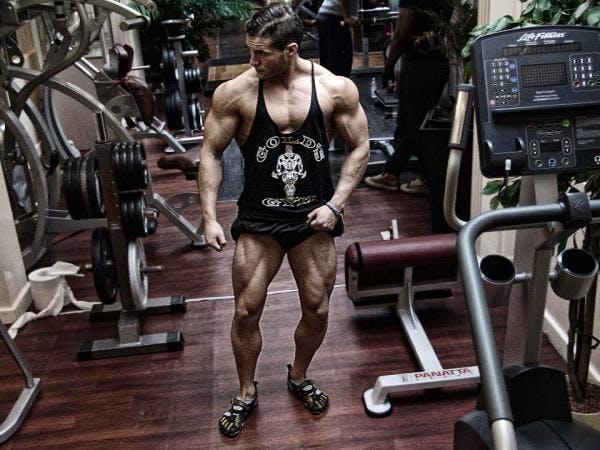 risultati allenamento bodybuidling