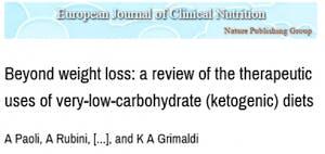 dieta chetogenica effetti