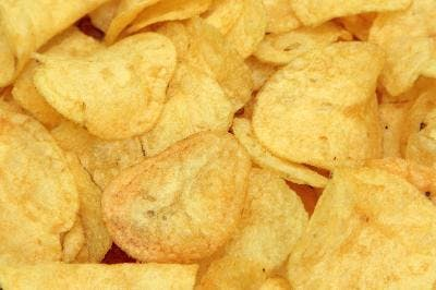 patatine fritte bio