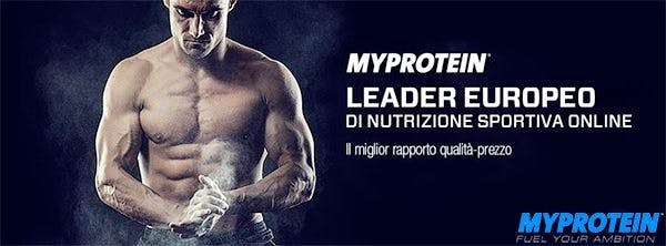 opinioni myprotein