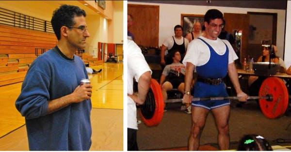 ricercatore bodybuilding