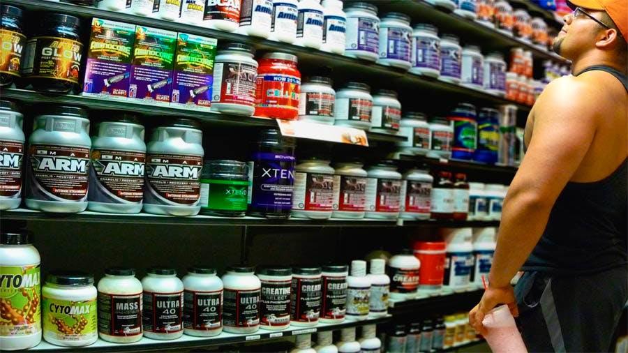 marche proteine