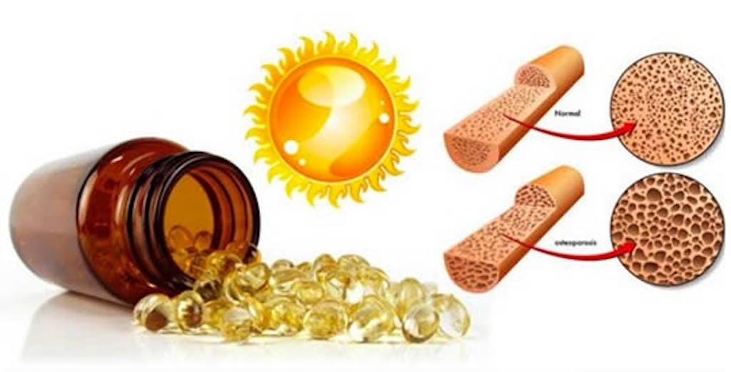 Risultati immagini per vitamina d effetti