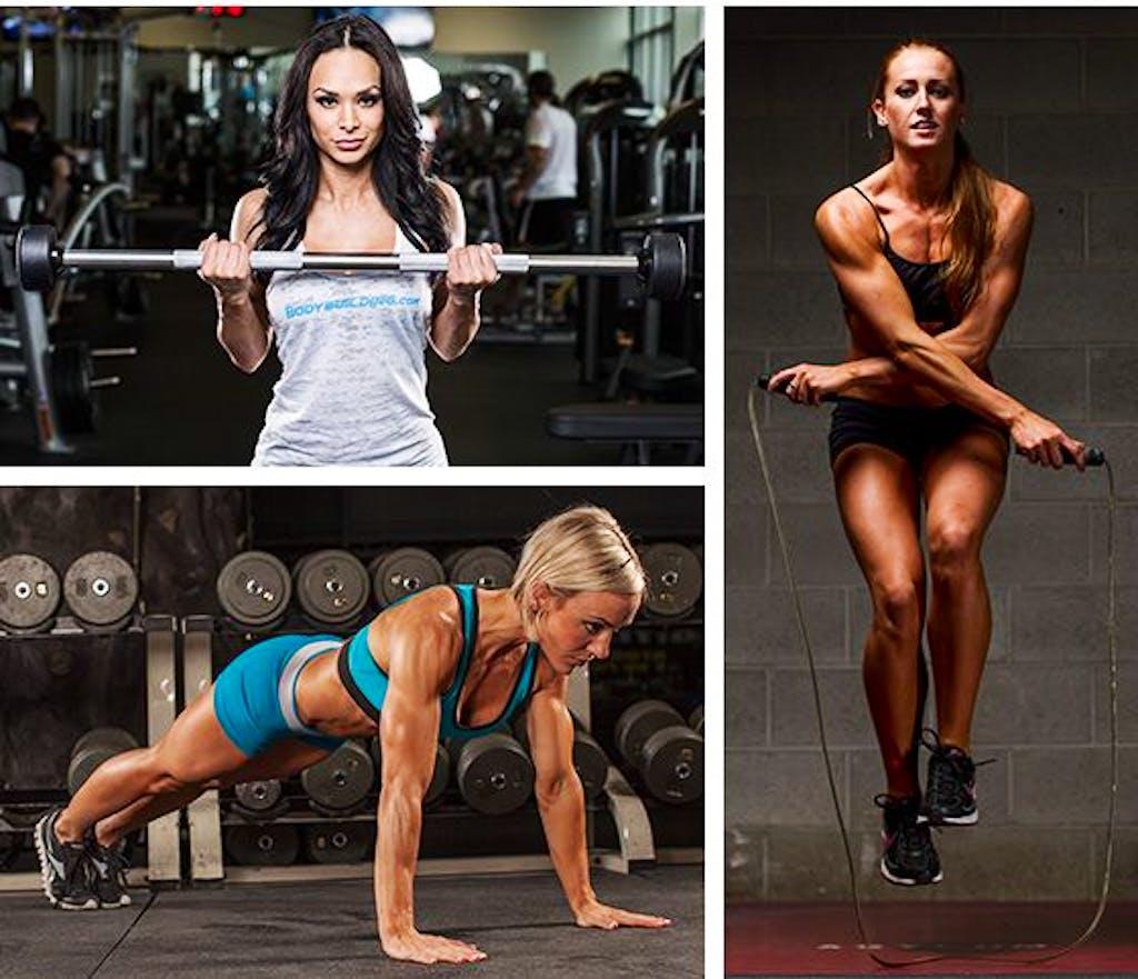 fitness femminile
