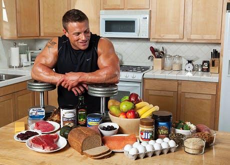 alimenti bodybuidling