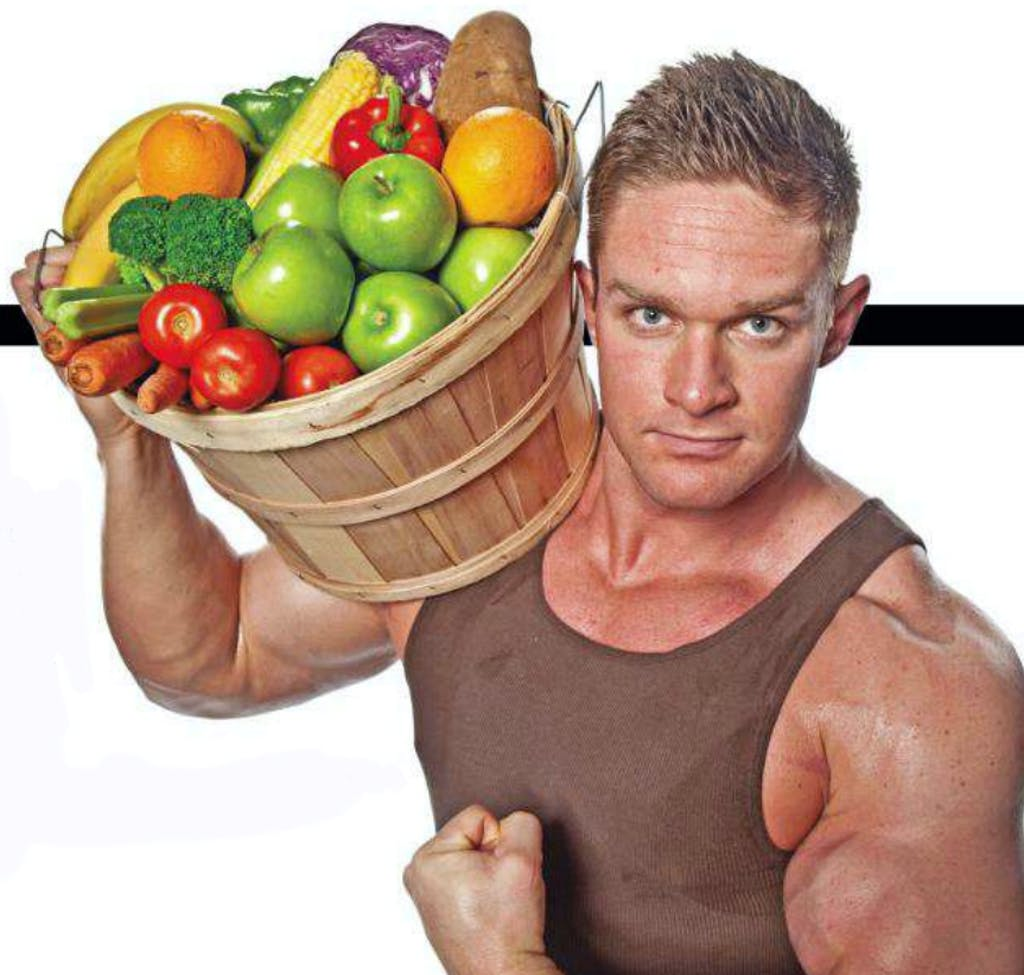 frutta bodybuilding