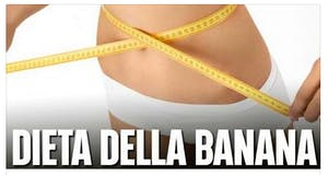 dieta donna banana
