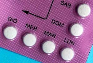 pillola anticoncezionale dimagrimento