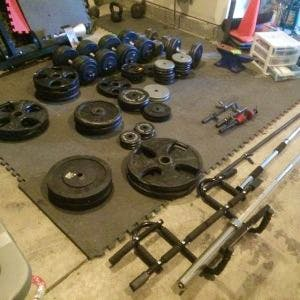 Set di pesi