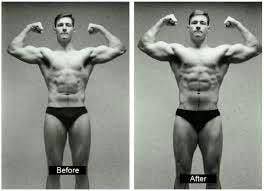David Hudlow: prima e dopo
