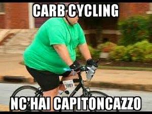 Questo articolo nasce per far chiarezza e dare un modello di carbs cycling da seguire