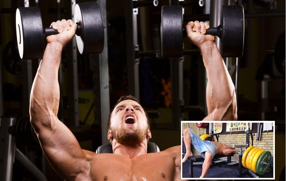sfinimento muscolare