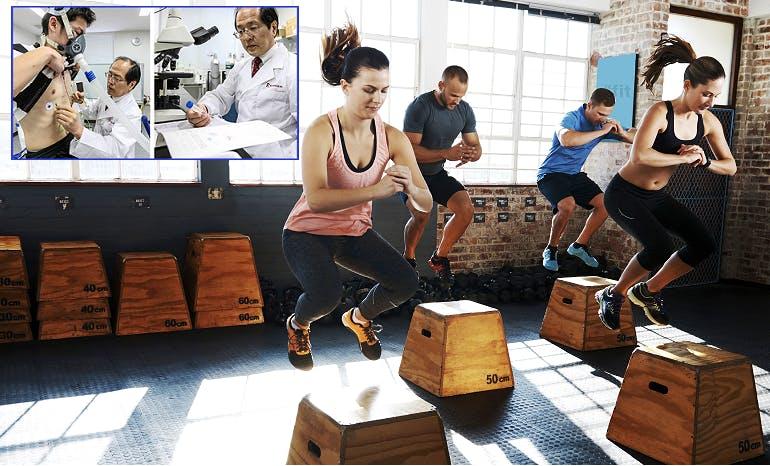 allenamento alta intensita