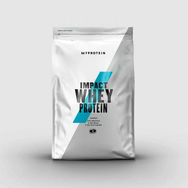 whey myprotein