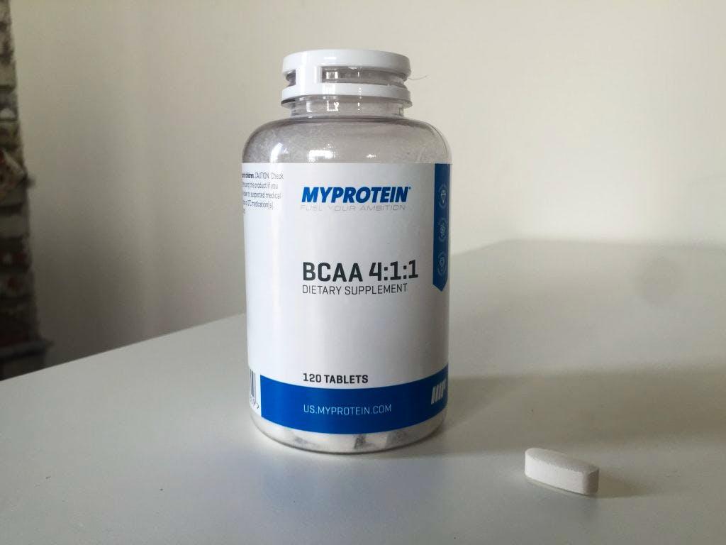 bcaa myprotein