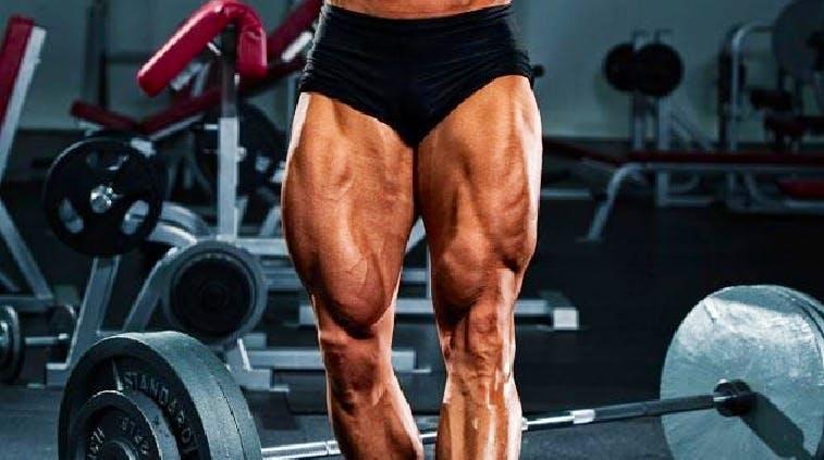 allenamento gambe