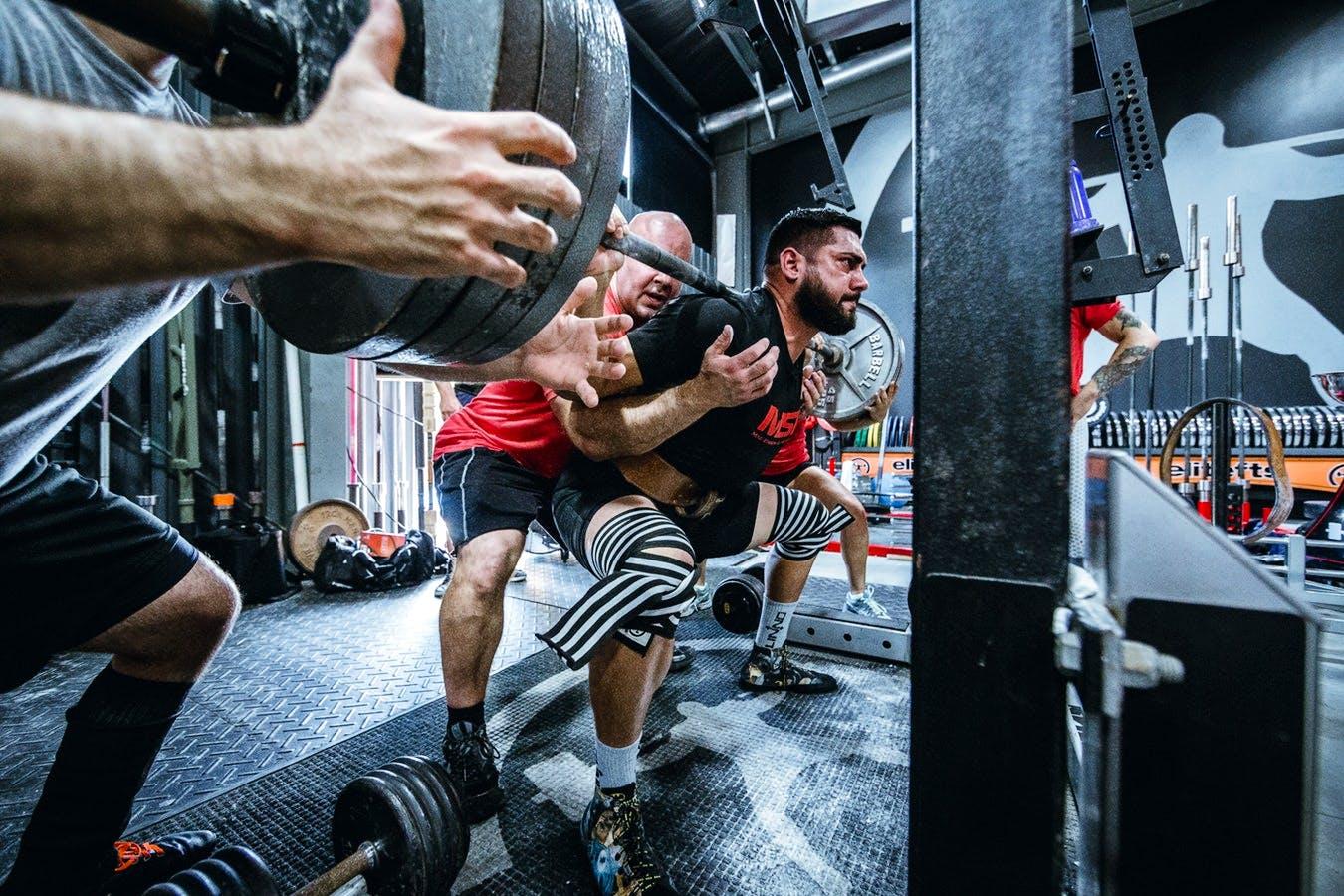 La grande guida per lo squat