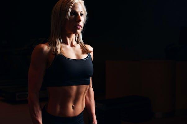 allenamento donna