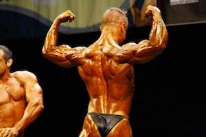 gara di natural bodybuilding